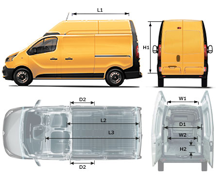 renault trafic high roof height about roof. Black Bedroom Furniture Sets. Home Design Ideas